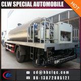 Anlieferungs-Tanker-Bitumen-Becken-LKW-Bitumen-Sprüher-LKW des Bitumen-10t