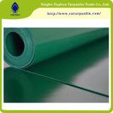 Ripstop 도매 방수 두 배 측 PVC 입히는 직물 Tb077