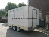 3.9 de M Lange Mobiele Bestelwagen van de Catering van het Voedsel