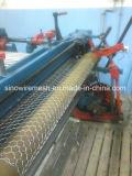 China-sechseckige Draht-Filetarbeit für Huhn-Kaninchen-Hundegeflügel
