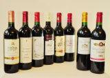 Sistema de etiquetado automático de la posición del vino rojo