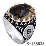 De nieuwe ModelMensen van de Ring van de Juwelen van de Manier Zilveren