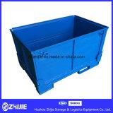 Qualitäts-stapelbarer Stahlplatten-Kasten