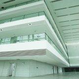 20 Jahr-Garantie PVDF, die feuerfestes Aluminiumzwischenwand-Panel beschichtet