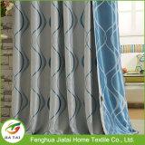 Cortinas de rayas cortinas de ventana cortinas de poliéster en línea