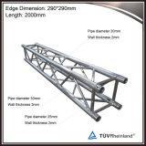12インチのイベントの段階のトラスシステムのためのアルミニウム照明トラス屋根のトラス