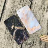 Задняя сторона обложки случая TPU телефона роскоши IMD мягкая TPU