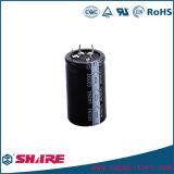 Condensador electrolítico de aluminio CD13 con el marco de montaje