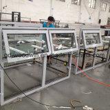 Ventana de aluminio modificada para requisitos particulares del vidrio Tempered de la doble vidriera de la ventana