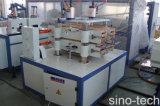 Flexibler Plastik-Belüftung-elektrischer Rohr-Rohr-Produktionszweig