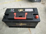 Батарея автомобиля 60038-Mf автомобиля батареи 100ah 12V корабля DIN стандартная