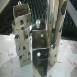 De Scherpe Machine van de Laser van de Vezel van de Pijp van het Roestvrij staal van Hymson