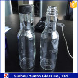 24 крышки винта mm черных с отверстием PE для бутылки соуса 5oz