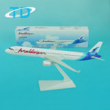 A321 delle Maldive 22cm 1/200 di aereo di plastica del modello dei velivoli della scala