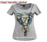 De Stickers van de Overdracht van de Hitte van de Beelden van t-shirts DIY voor TextielDruk