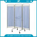 AGSc002 ISOのセリウムの公認の安い専門の病院用ベッドスクリーンのキュービクルのカーテン