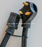 Cable de la cuerda del reemplazo para el secador eléctrico elegante del vapor 15-Cycle