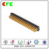 conector de Pin de alta temperatura de Pogo de los plásticos 38pin