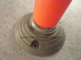 丈夫な950ミリメートルPEプラスチックフレックスボラード成形チェーンリング
