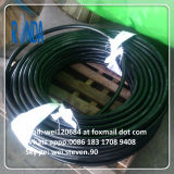 Изолированный PVC стальной кабель сигнала оплетки провода обшитый PVC гибкий