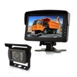 Monitor de visão traseira de 7 polegadas para veículos pesados