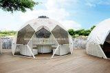 De verwijderbare OpenluchtPE Tent van de Voetbal van de Rotan Rieten Gemakkelijk te assembleren