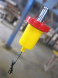 Цилиндр гидровлического масла Китая телескопичный для отжимая машины