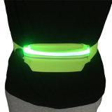 LED-Taillen-Beutel-laufender Sport-wasserdichter Beutel-Beutel für intelligentes Telefon iPhone Samsung