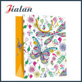 2016 дешево сделанных изготовленный на заказ высокого качества рекламировать бумажный мешок промотирования