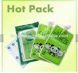 洗剤のための高品質の包装袋が付いている永続的な口の袋