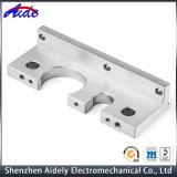 Metal feito sob encomenda que processa as peças de alumínio fazendo à máquina do CNC para forças armadas