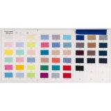40s del estiramiento de la tela, algodón elástico T400 Tela