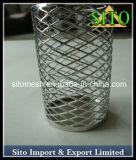 Filtre de cylindre d'acier inoxydable