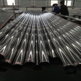 De fabriek levert 201 Pijpen en Buizen van de Decoratie van het Lassen van het Roestvrij staal