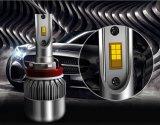 높고 & 낮은 광속 새로운 디자인 차를 위한 고성능 H4 9007 6000k LED 헤드라이트 45W 맨 위 빛