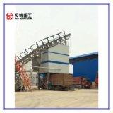 Protección del medio ambiente torre de mezcla del asfalto caliente de la mezcla de 120 t/h con la consumición de combustible inferior