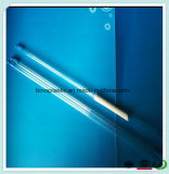 Tubo de cristal Extremly del LDPE transparente para el surtidor médico de China del catéter