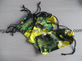 Impresión a todo color de la alta calidad en la bolsa de Microfiber