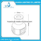 1PCS 소형 유형 IP67 1W 백색 LED 지하 빛