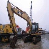 Hecho en excavador usado del gato 325b de las condiciones de trabajo de la correa eslabonada de Hydraulica de la oruga del equipo de la maquinaria de construcción de los E.E.U.U. buen