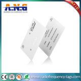 Tarjeta del PVC RFID MIFARE de la promoción 13.56MHz