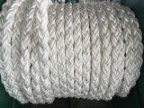 Волокно 8 стренг химически Ropes веревочка PE веревочки полиэфира веревочки PP веревочки зачаливания