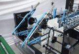 機械(GK-1050G)を貼るEフルート波形ボックス