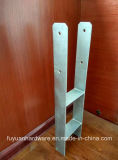 Hot DIP Galvanizado H Type Pole Anchor