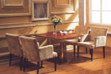 Gaststätte-Hotel-Haus gepolsterter Lehnsessel-Freizeit-Stuhl (JY-A15)