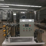 Schwarze Motoröl-Turbine-Öl-Schmieröl-Filtration-Maschine (TYD-10)