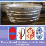ステンレス鋼の貯蔵タンクの楕円の皿ヘッド