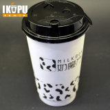 Taza de café caliente de la pared doble disponible