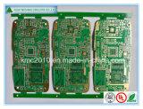 PWB de múltiples capas del PWB de 10 capas con BGA