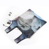 De zachte 210d het Winkelen van de Polyester Vouwbare Zakken van de Totalisator voor Dames (YY210SB001)